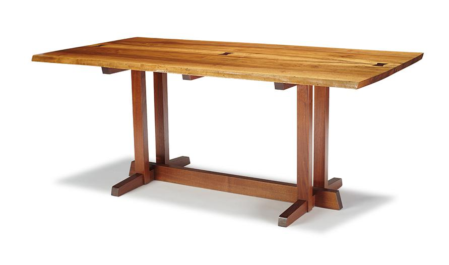 George Nakashima - Frenchmans Cove II Dining Table-1976