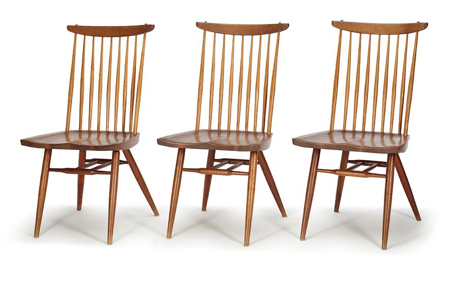 George Nakashima - New Chairs (6)-1955