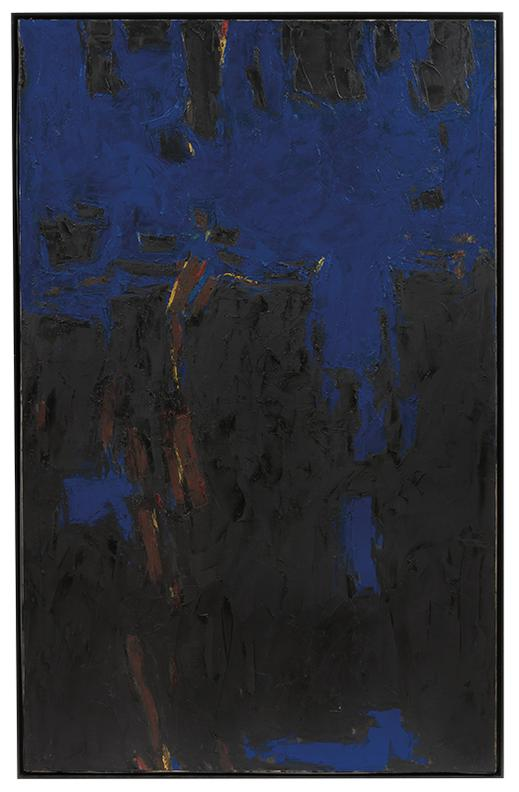 Edward Dugmore-Blue-Black-1958
