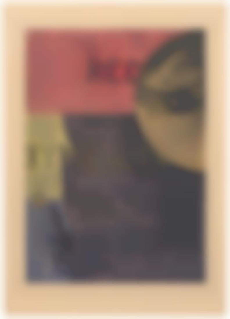 Jasper Johns-Periscope-1981