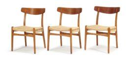 Hans J. Wegner-Dining Chairs (6)-1951