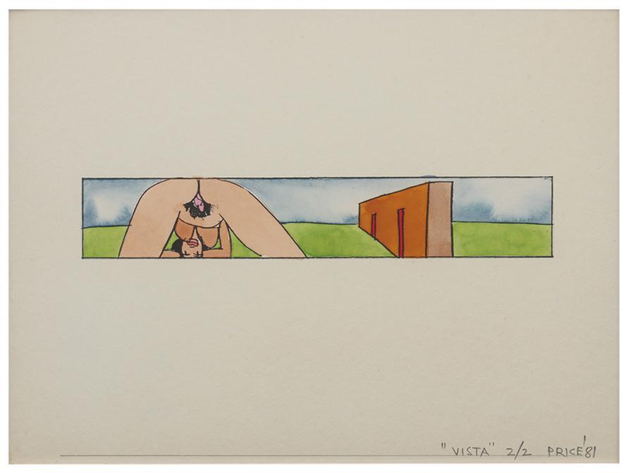 Ken Price-Vista-1981