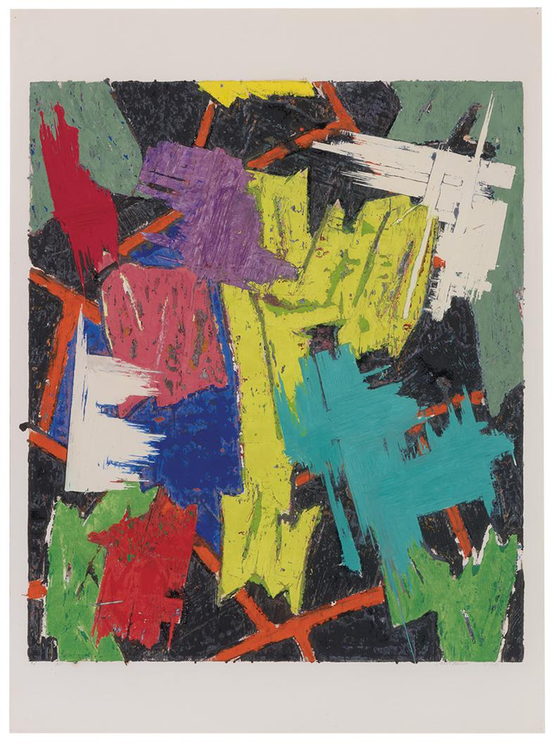Charles Arnoldi-Untitled-1989