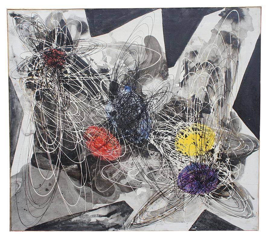 Roberto Crippa-Spirali-1952