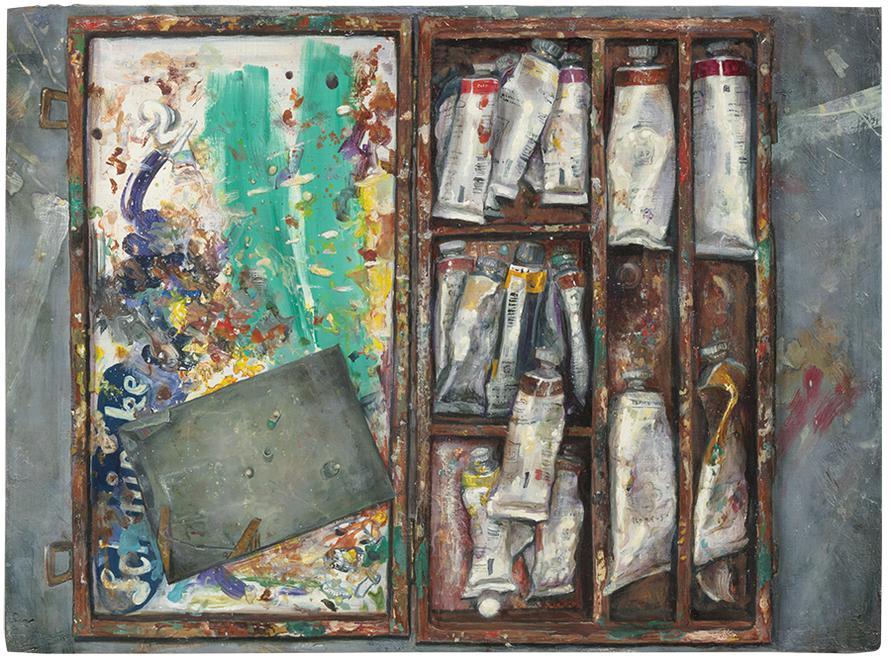 Amer Kobaslija - The Paint Box-2005