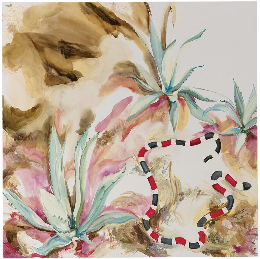 Elisa Johns - Arizona Coral Snake-2006