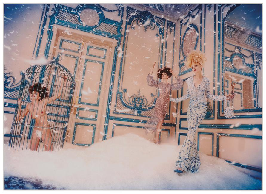 David LaChapelle-April In Paris-1996