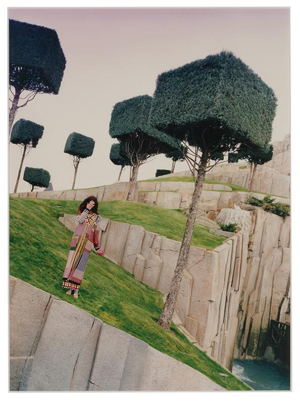 David LaChapelle-Stripe Story-1995