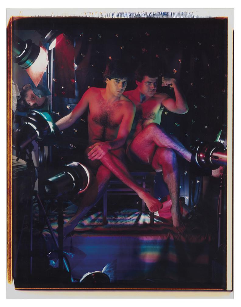 Lucas Samaras-Sitting-1980