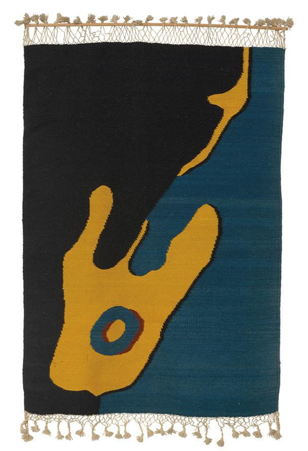 Jean Arp-After Jean Arp - Configuration Tapestry-