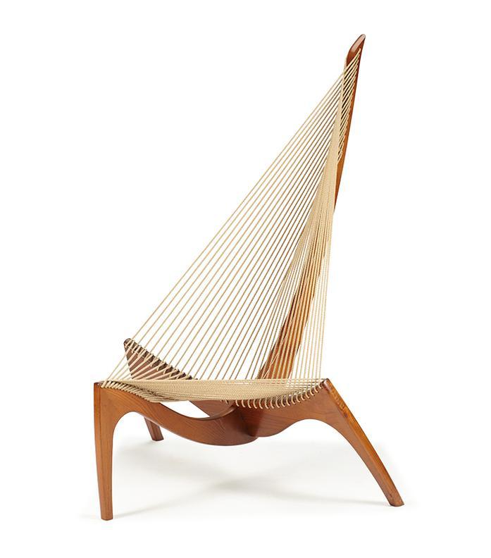 Jorgen Hovelskov - Harp Chair-1963