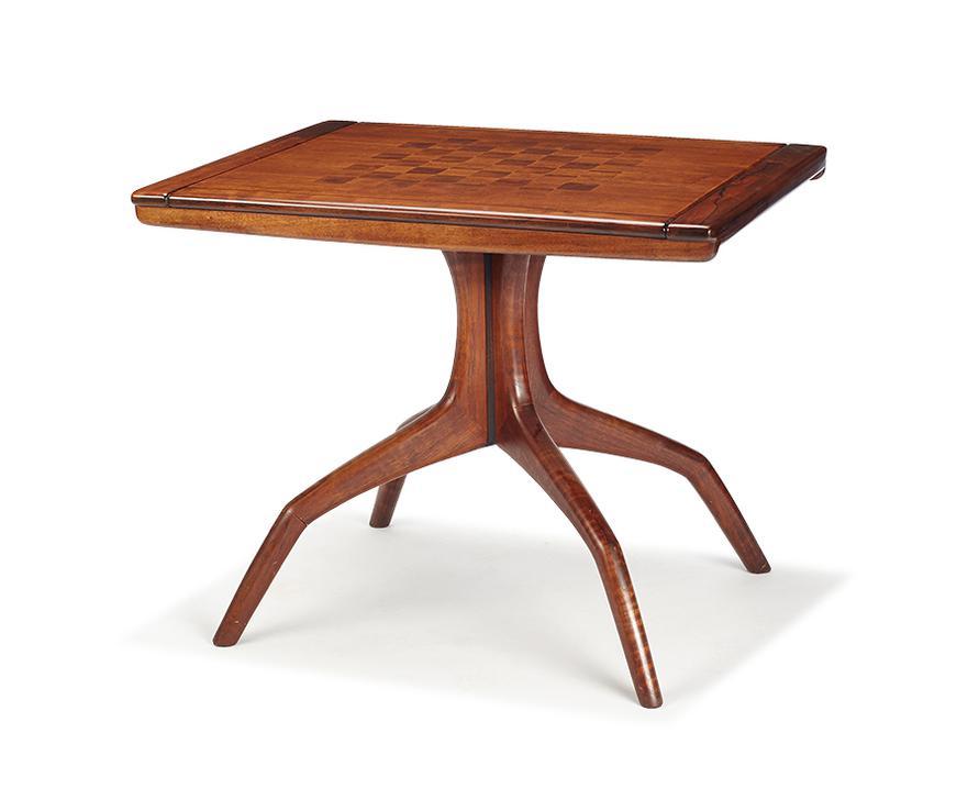 Arthur Espenet Carpenter - Game Table-1974