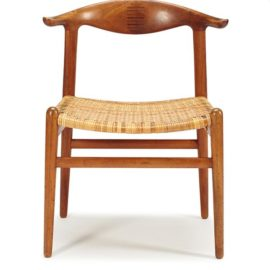 Hans J. Wegner-Cow Horn Chair-1952