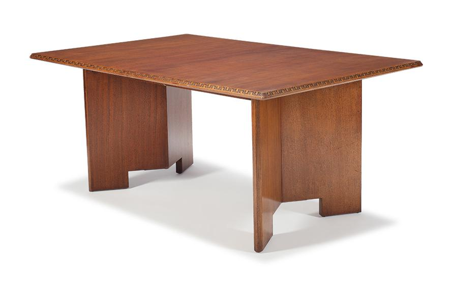 Frank Lloyd Wright-Dining Table-1955
