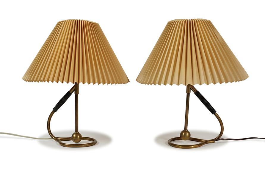 Kaare Klint - Table Lamps (2)-1945