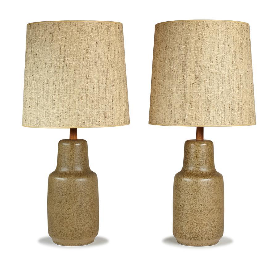 Gordon & Jane Martz - Table Lamps (2)-1962