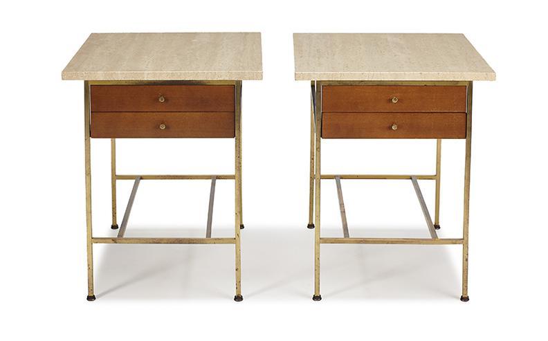 Paul Mccobb - End Tables (2)-1952