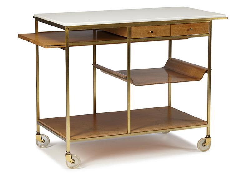Paul Mccobb - Bar Cart-1952
