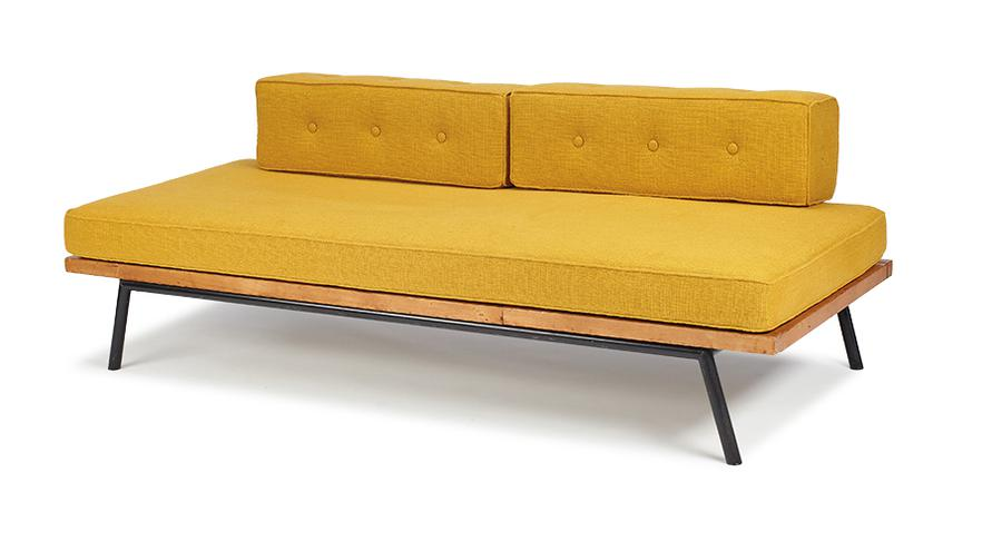 Hendrik Van Keppel - Sofa-Chaise-1950