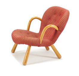 Philip Arctander - Clam Chair-1944