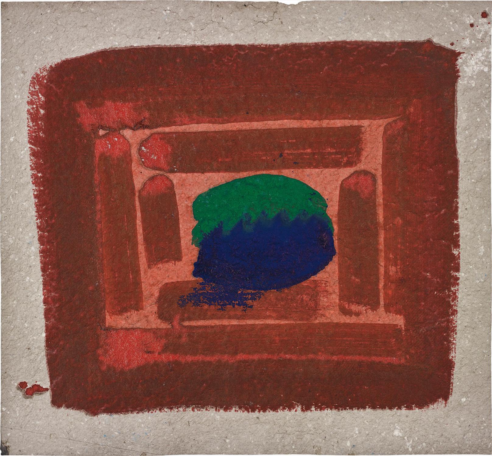 Howard Hodgkin-Tropic Fruit-1978