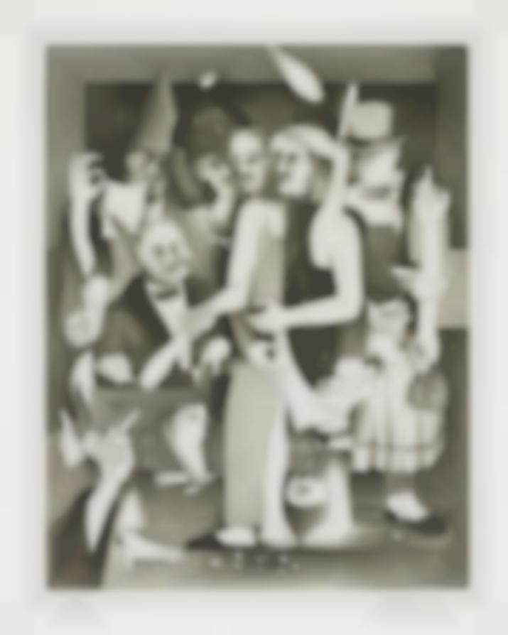 Richard Hamilton-The Transmogrifications Of Bloom-1985