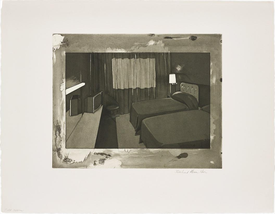 Richard Hamilton-Motel I-1979