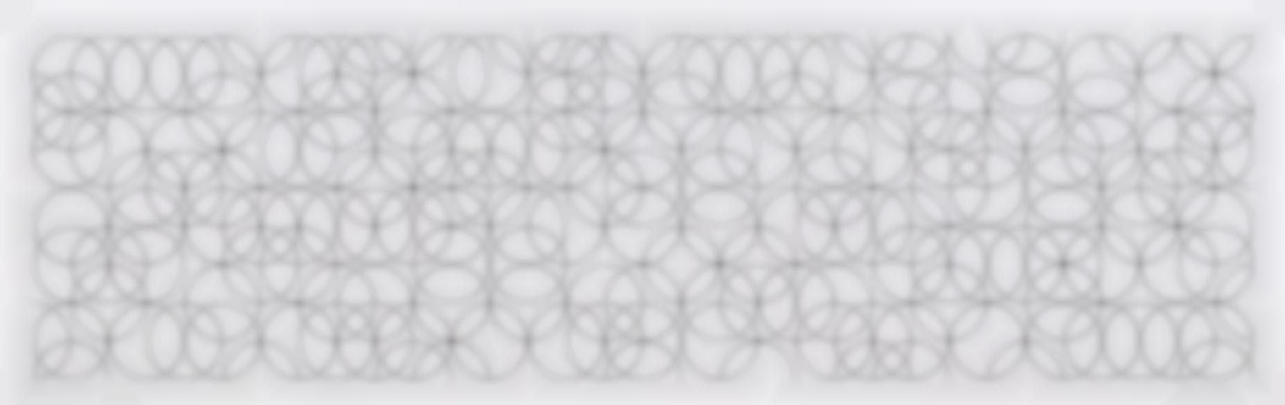 Bridget Riley-Composition With Circles 2-2001