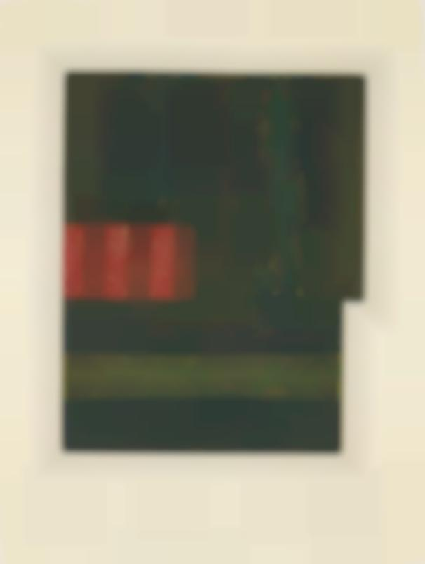 Sean Scully-Narcissus-1985