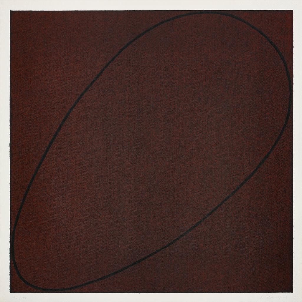Robert Mangold-Untitled, From 4 X 4 X 4-1990
