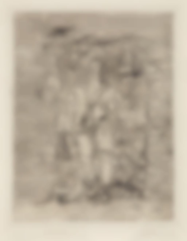 Georg Baselitz-Untitled-1965