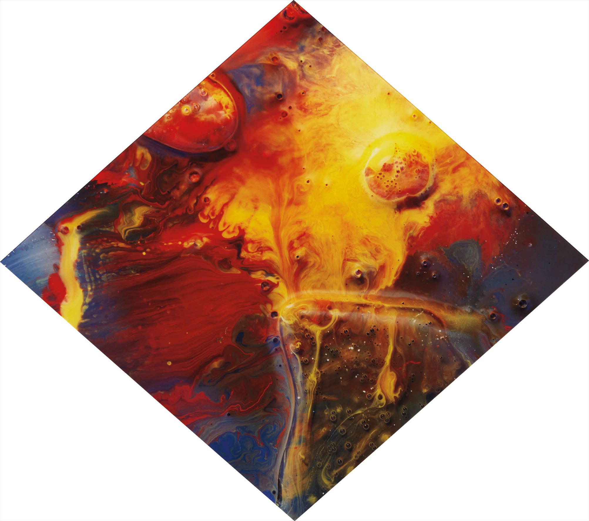 Gerhard Richter-Guildenstern-1998