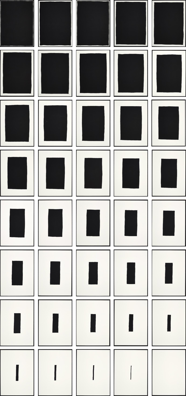 Sol LeWitt-Vanish-1994