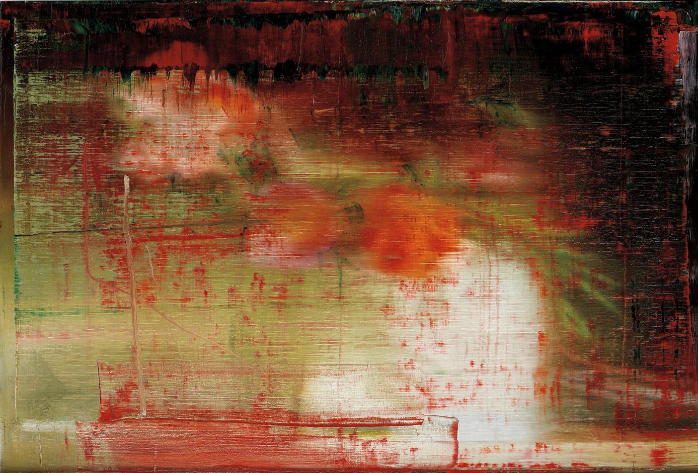 Gerhard Richter-Bouquet (P3)-2013