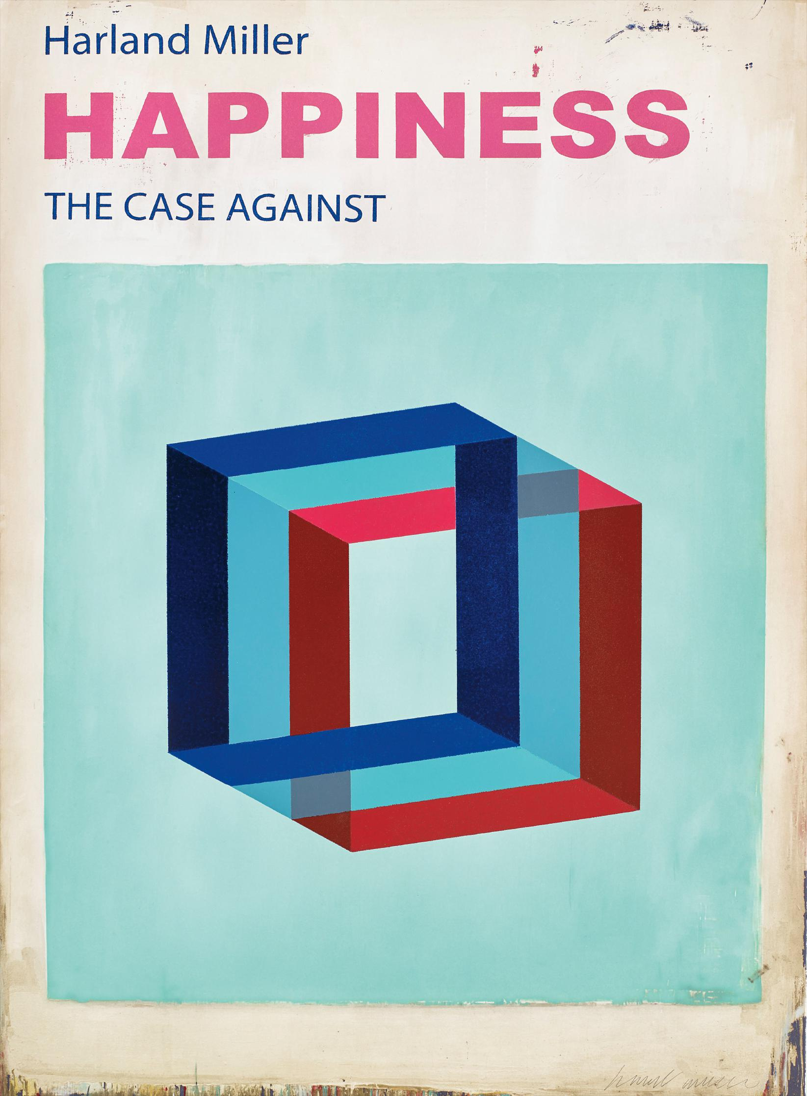 Harland Miller-Happiness: The Case Against-2017