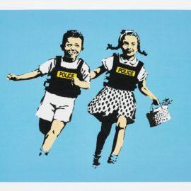 Banksy-Jack & Jill-2005