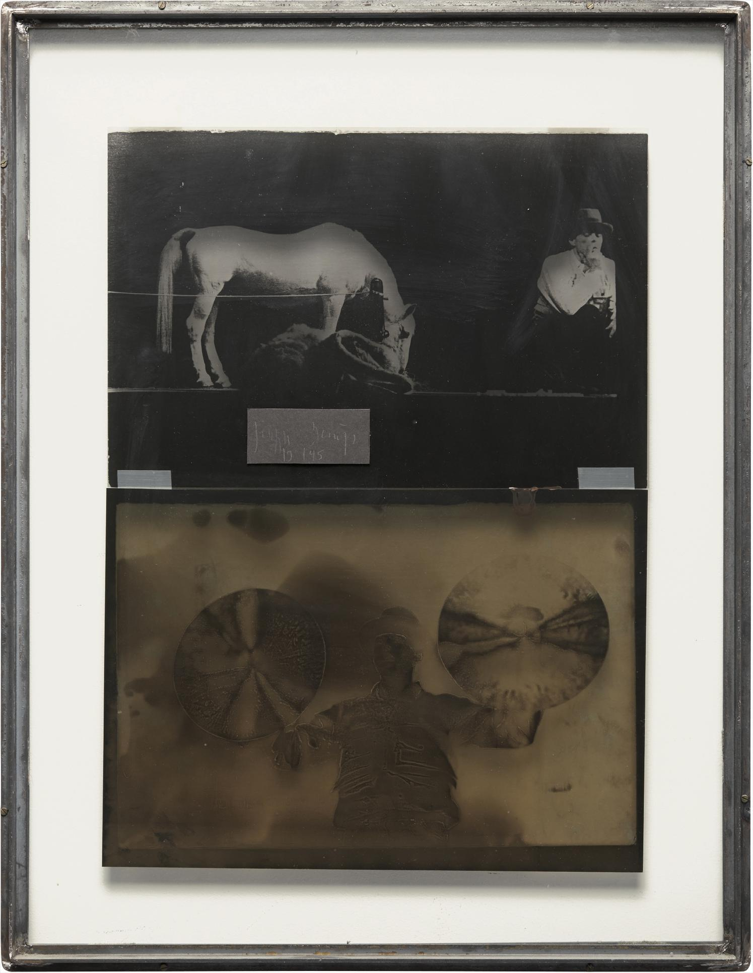 Joseph Beuys-Iphigenia/Titus Andronicus-1985