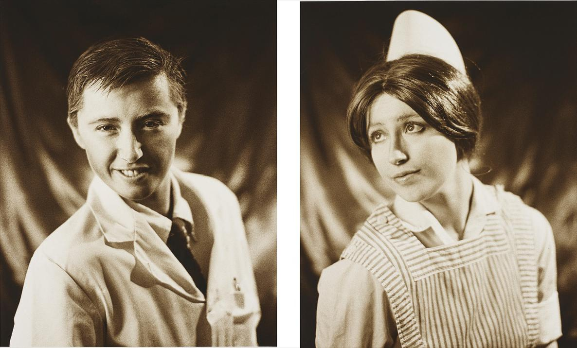 Cindy Sherman-Untitled (Doctor And Nurse)-2002