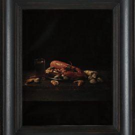 Mat Collishaw-Last Meal On Death Row: Allen Lee Davis-2012