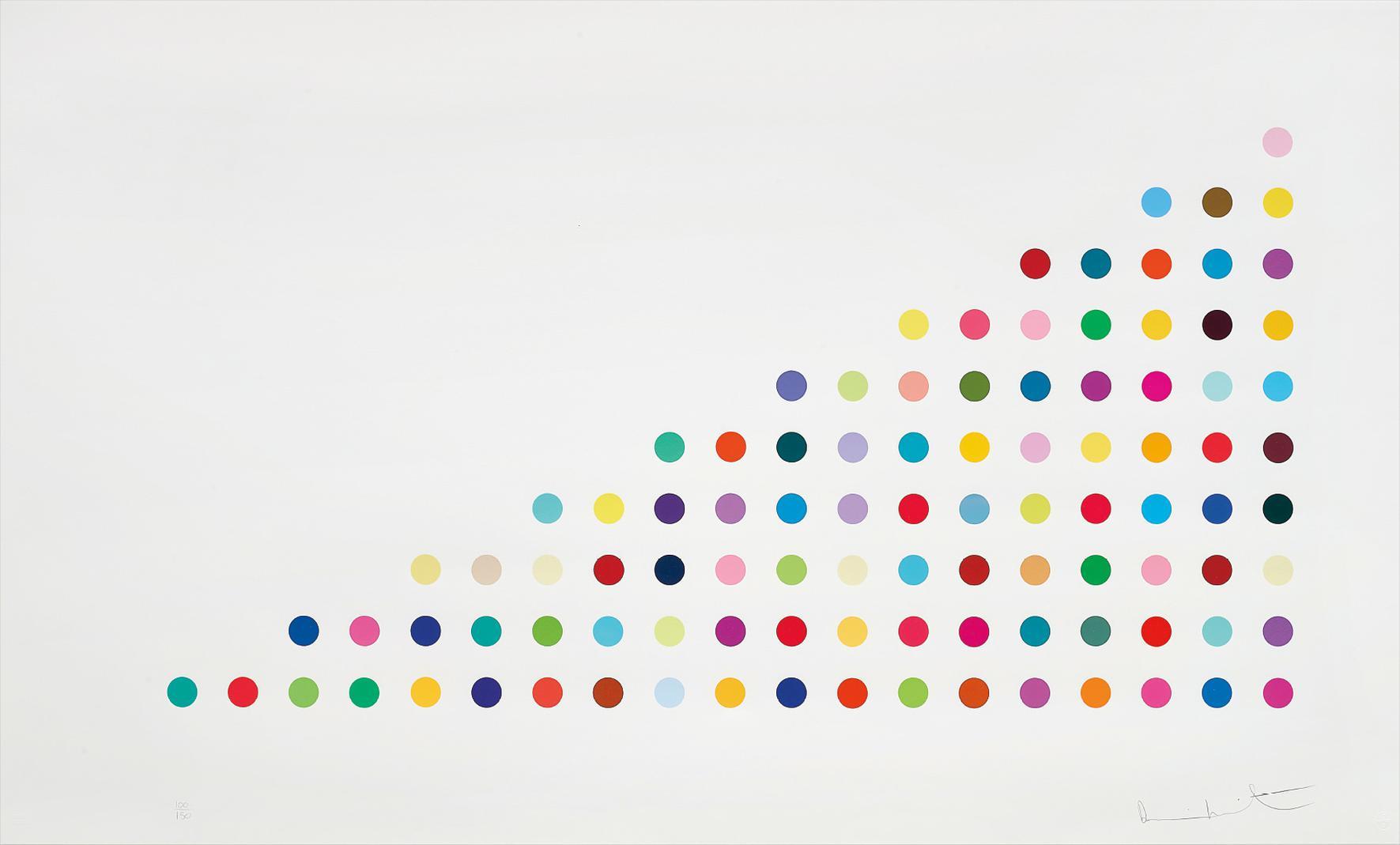 Damien Hirst-Phendimetrazine-2011