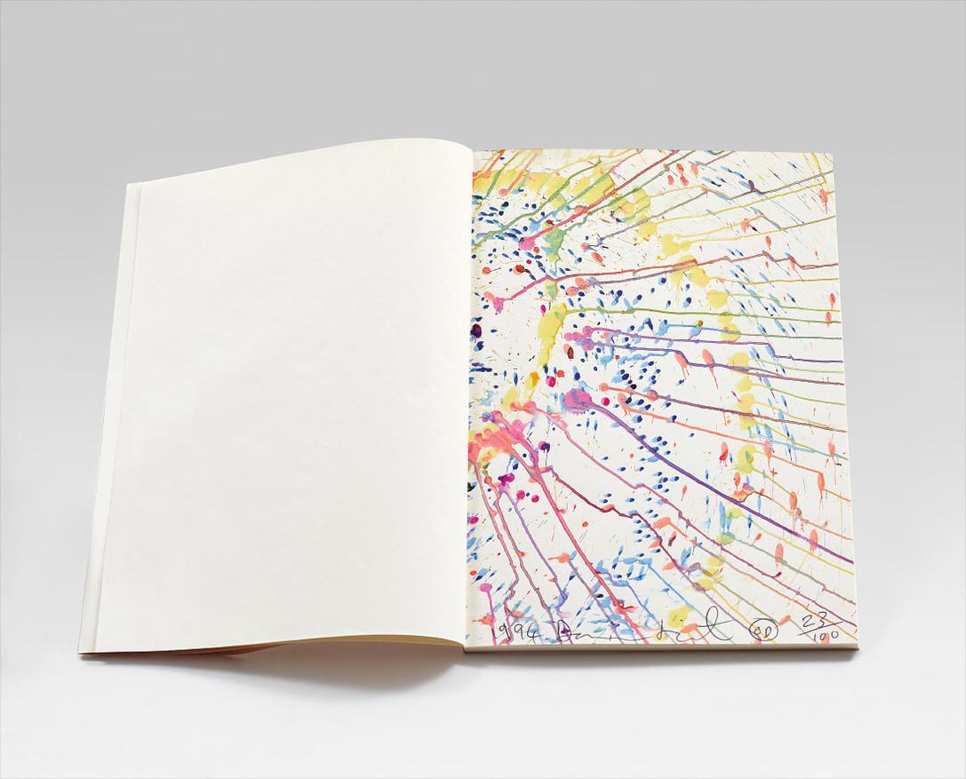Damien Hirst-Making Beautiful Drawings-1994