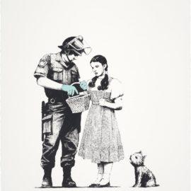 Banksy-Stop & Search-2007