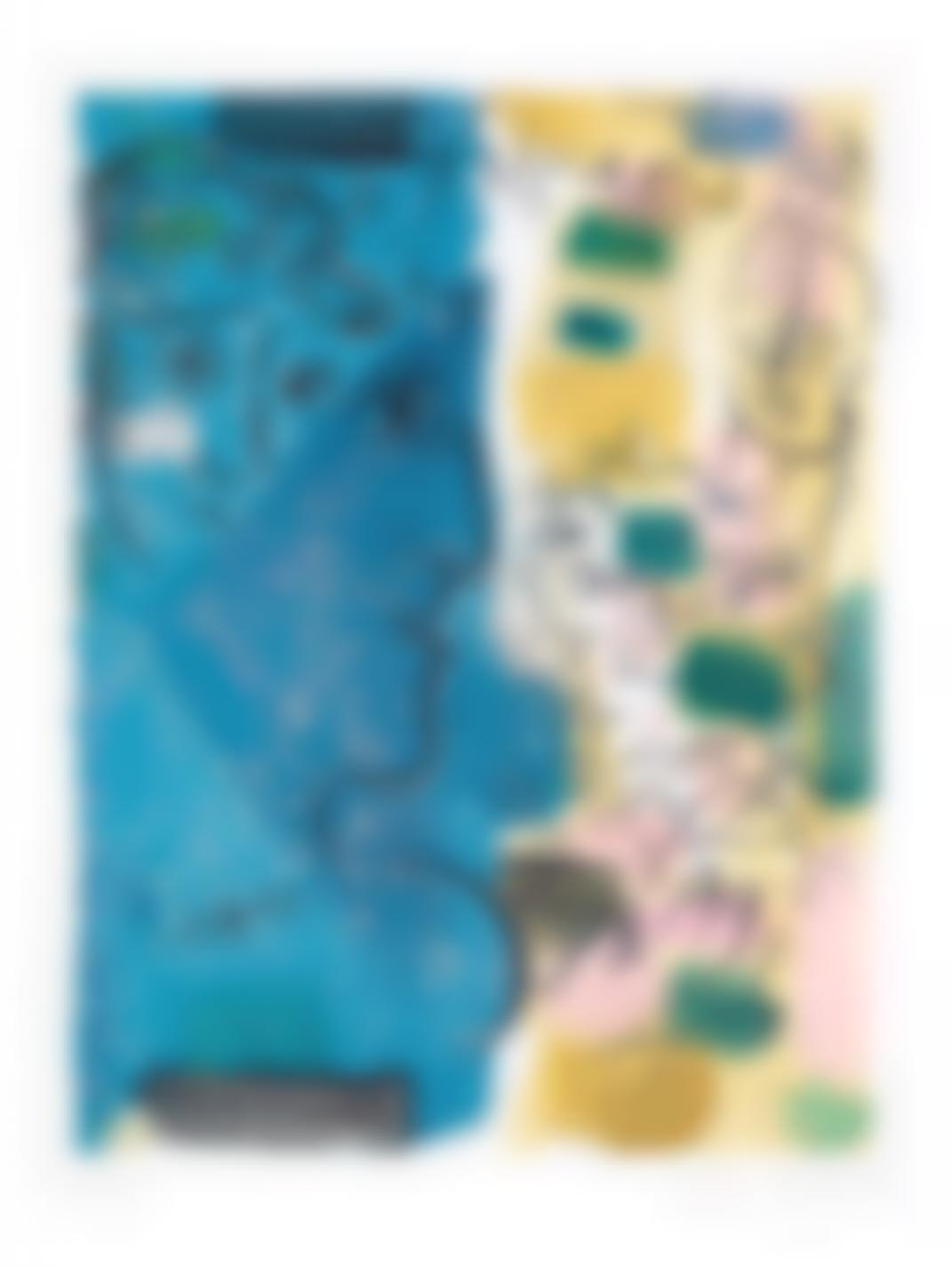 Marc Chagall-Affiche Dexposition (Exhibition Poster)-1967
