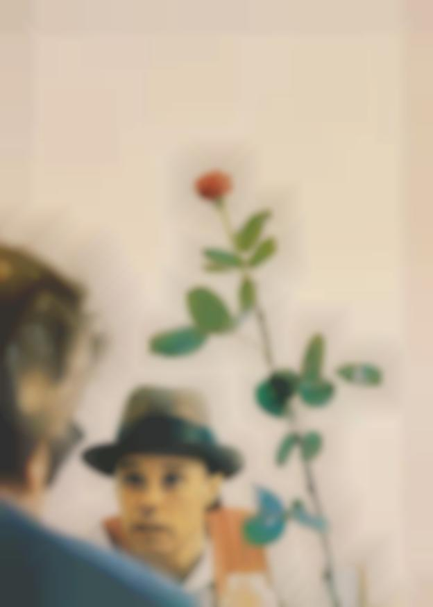 Joseph Beuys-Ohne Die Rose Tun Wirs Nicht (We Wont Do It Without The Rose)-1973