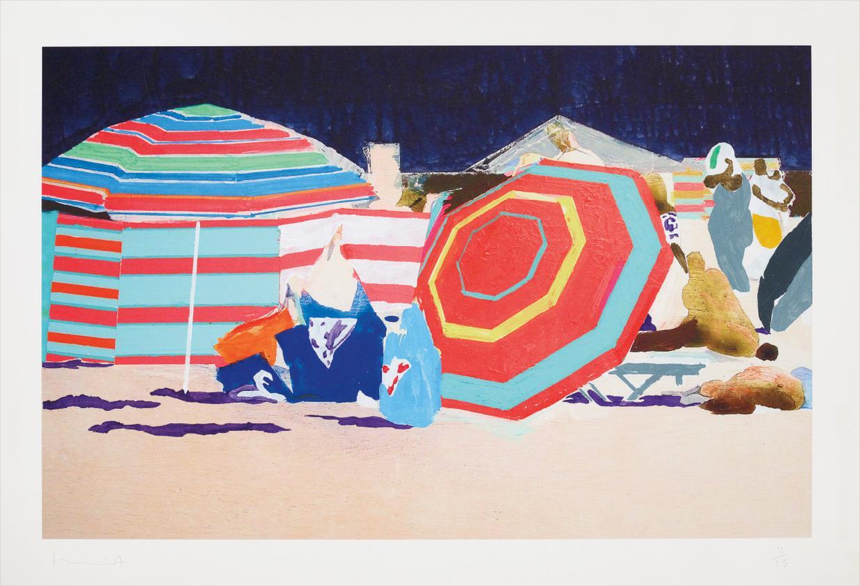 Hurvin Anderson-Sun Shade-2013
