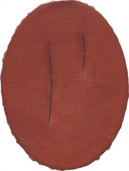 Lucio Fontana-Concetto Spaziale, L Quanta-1960