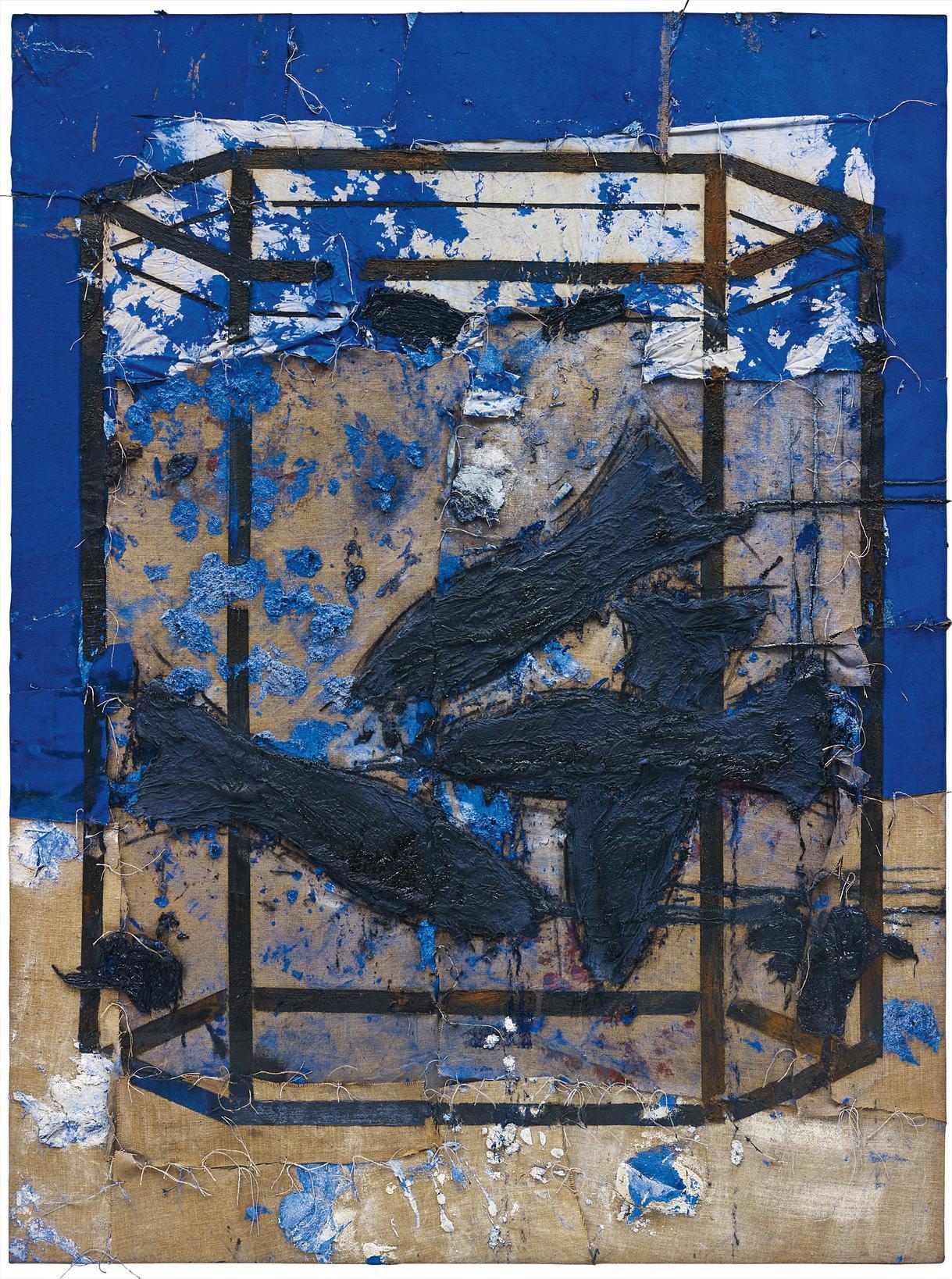 Manolo Valdes-Hommage A Matisse-1995