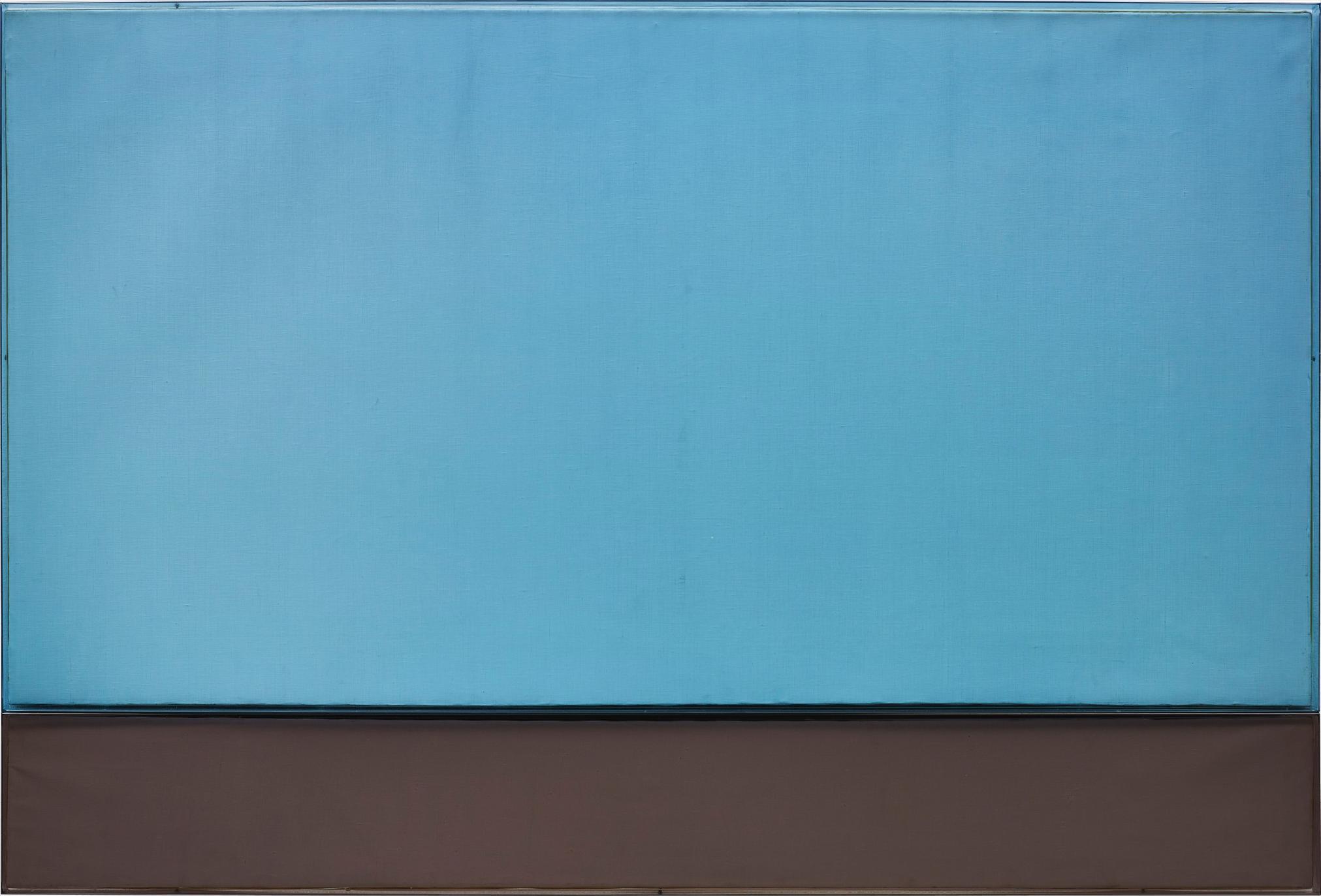 Mario Schifano-Paesaggio Nudo-1972
