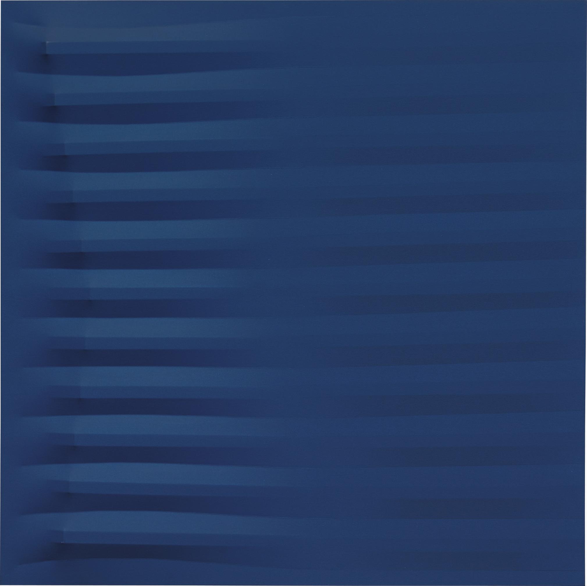 Agostino Bonalumi-Blu-1979