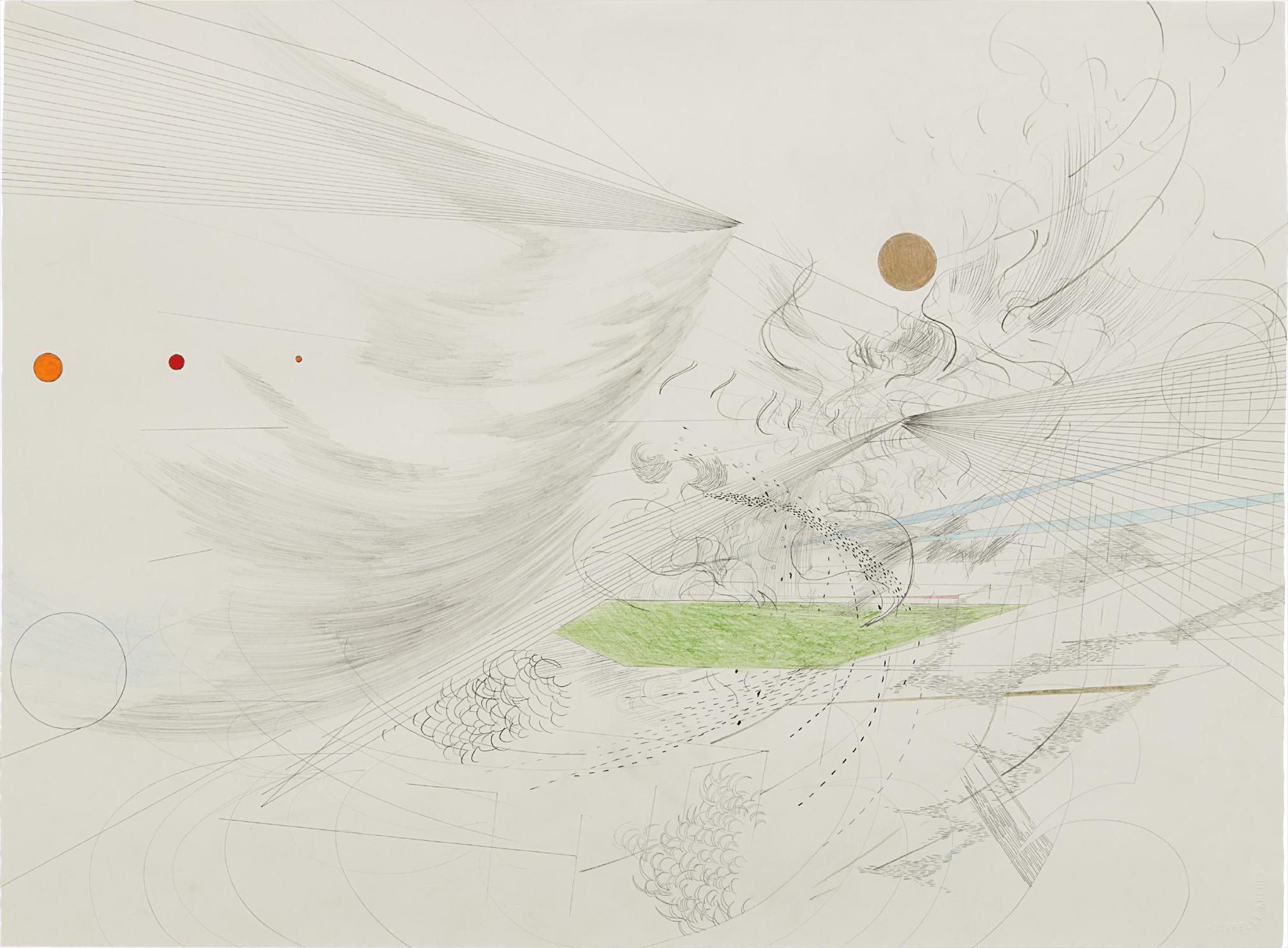 Julie Mehretu-Untitled-2005